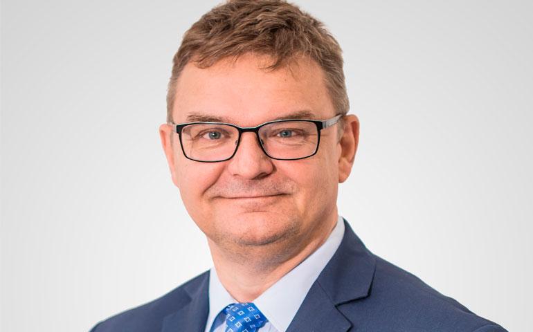 Maciej Merek dyrektor generalny Phoenix Contact