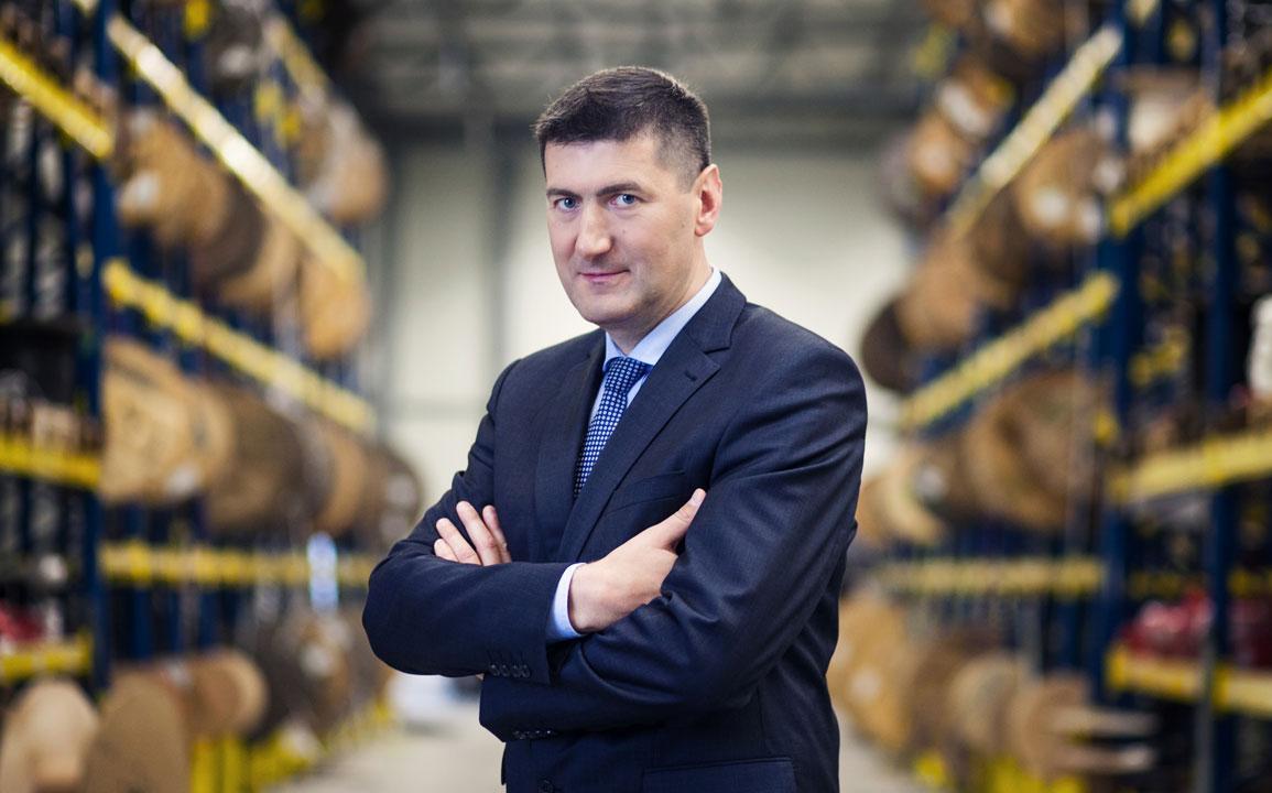 prezes zarządu Grodno Andrzej Jurczak