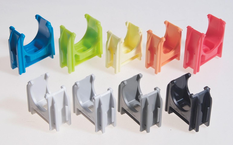 system mocowań w różnych kolorach Schnabl