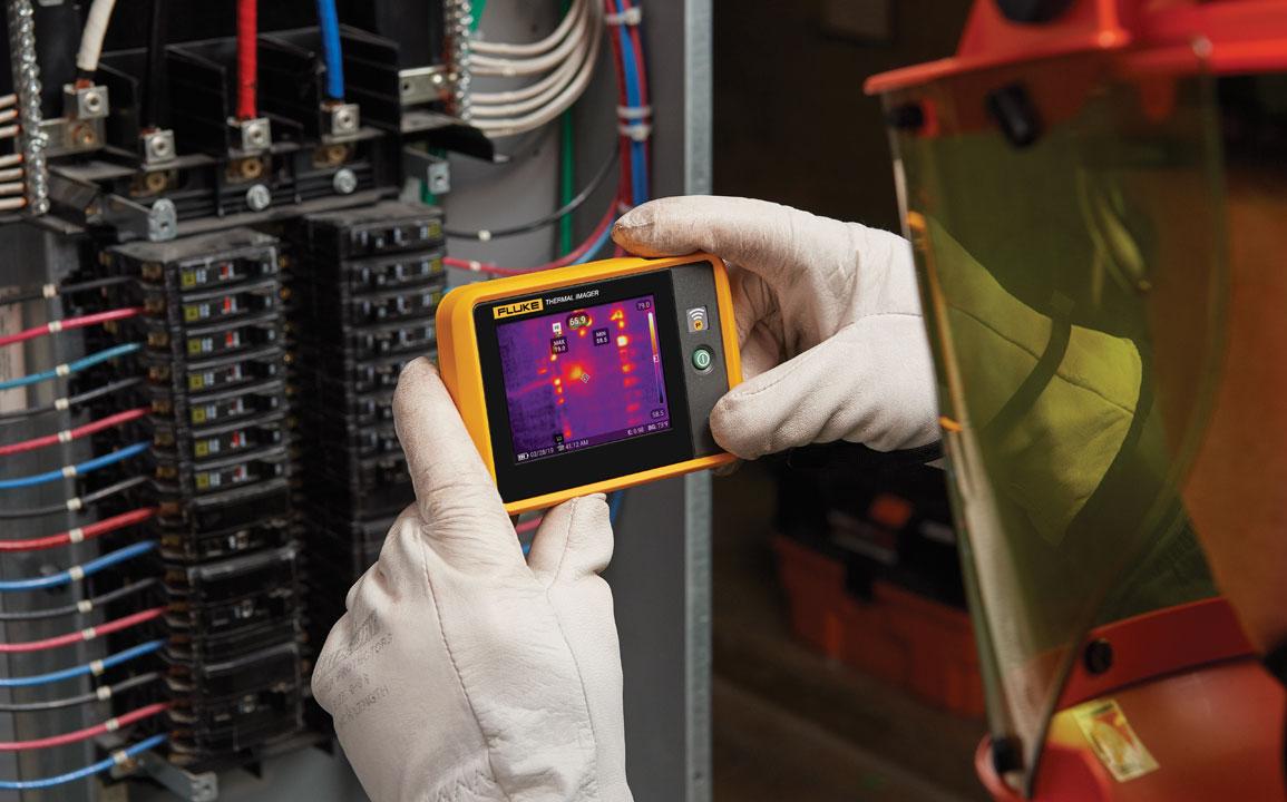 Fluke kieszonkowa kamera termowizyjna