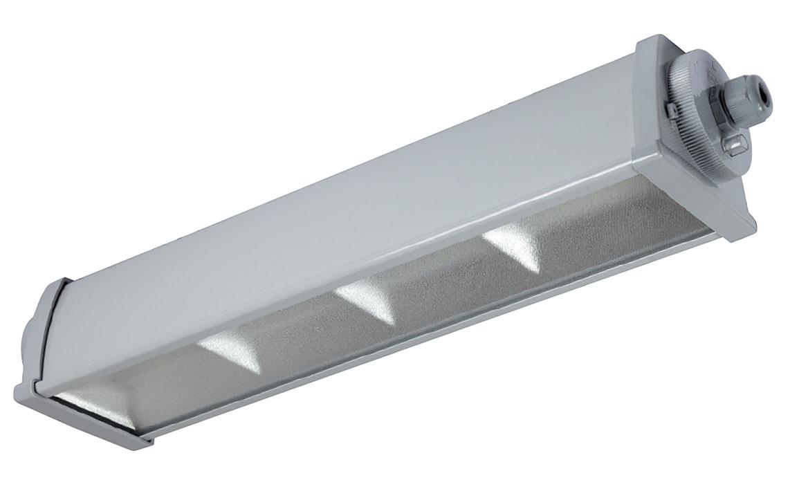 Acciaio Eco LED Beghelli zamontowana w BorgWarner