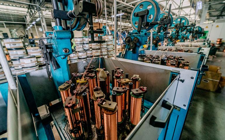 Eltron-Kabel fabryka