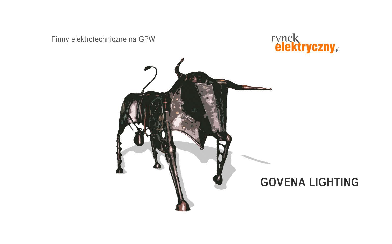 Govena po pierwszym półroczu 2019 roku
