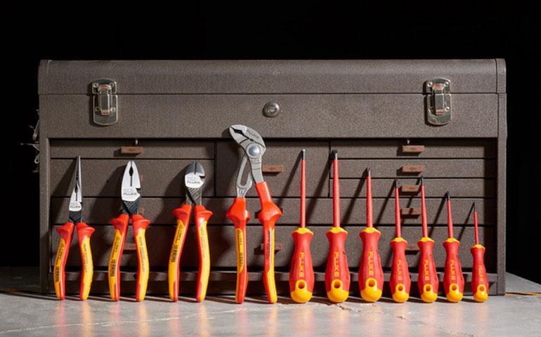 narzędzia do pracy pod napięciem Fluke