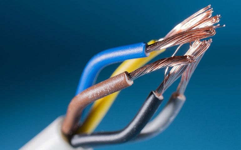 Ceny kabli i przewodów delikatnie wzrosły
