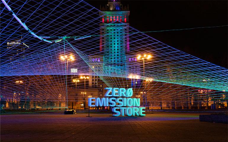 Zero Emission Store innogy