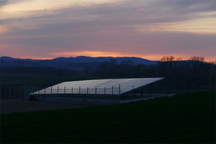 instalacja PV przemysłowa Eko-Solar
