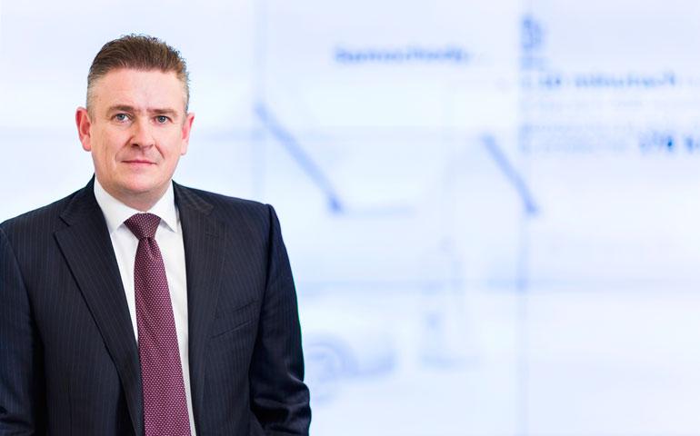 Paweł Łojszczyk prezes ABB Power Grid