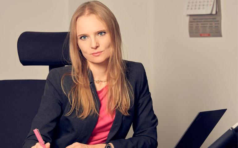 Anna Kułach prezes Radpol SA