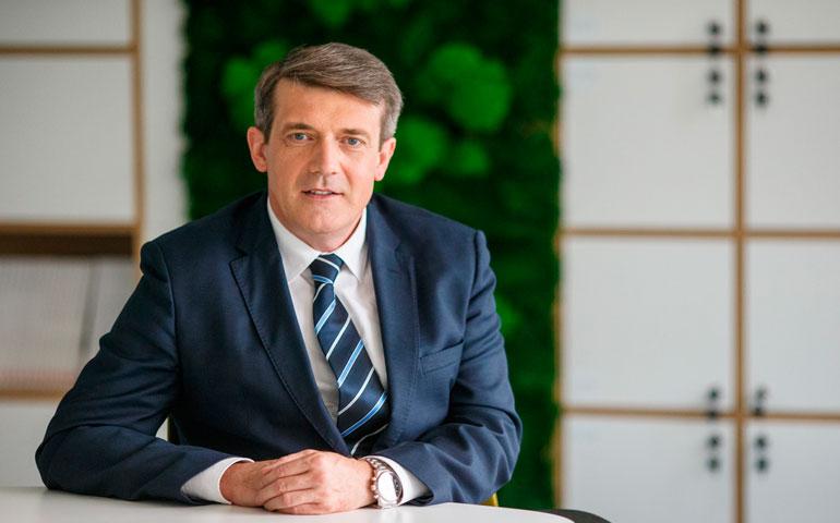 Tomasz Wolanowski prezes ABB