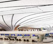 oświetlenie Osram na lotnisku w Pekinie