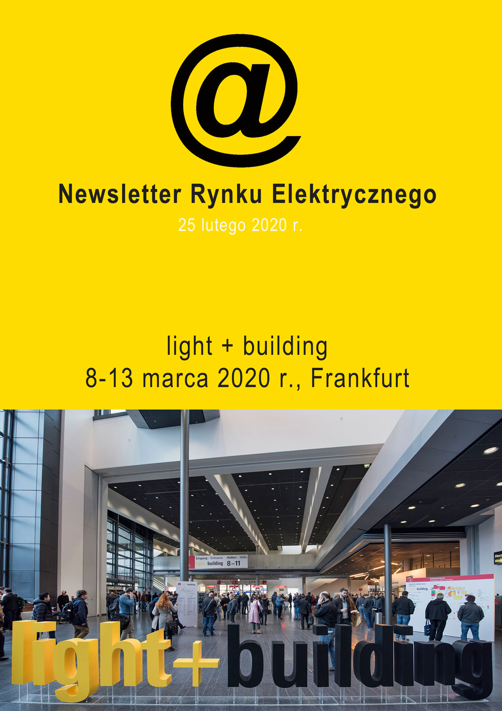 Okładka Light+building