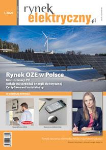 okładka Rynek Elektryczny 1/2020
