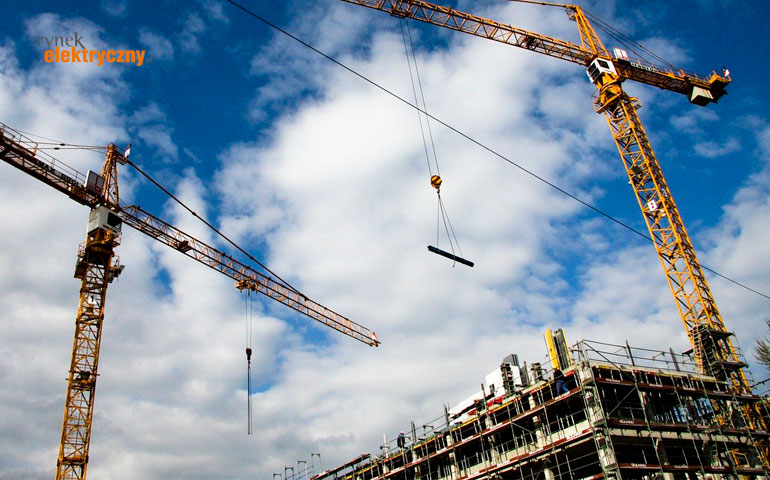 W lutym wzrosła produkcja budowlano-montażowa