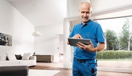 ABB-secure@home instalacja