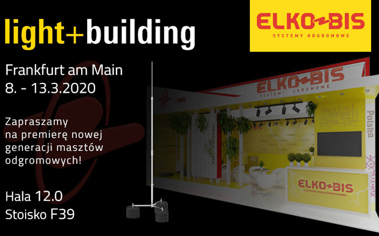 Elko-Bis zaproszenie na stoisko na LB20