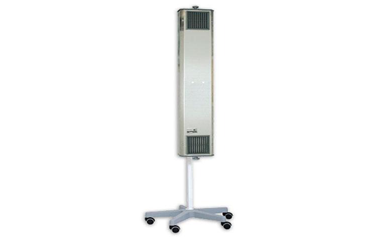 lampa bekteriobójcza w wersji mobilnej