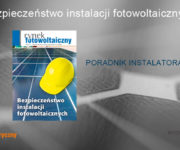 okładka dodatku Bezpieczeństwo instalacji fotowoltaicznych