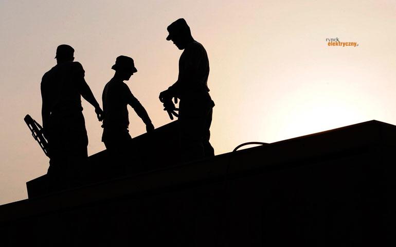 Dynamika produkcji budowlano-montażowej w maju