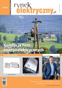 okładka Rynek Elektryczny 320