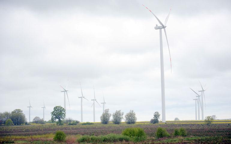 PGE farma wiatrowa