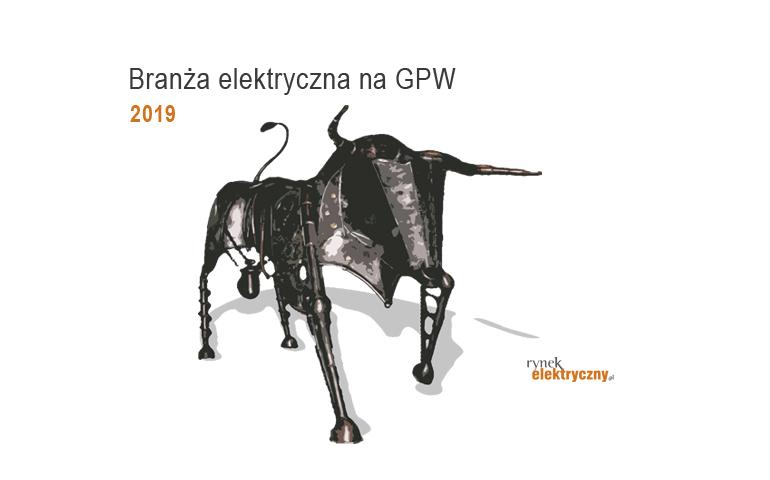 Byk symbol GPW