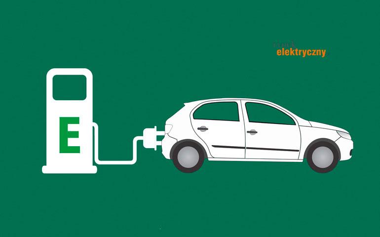 Stały rozwój infrastruktury ładowania pojazdów elektrycznych