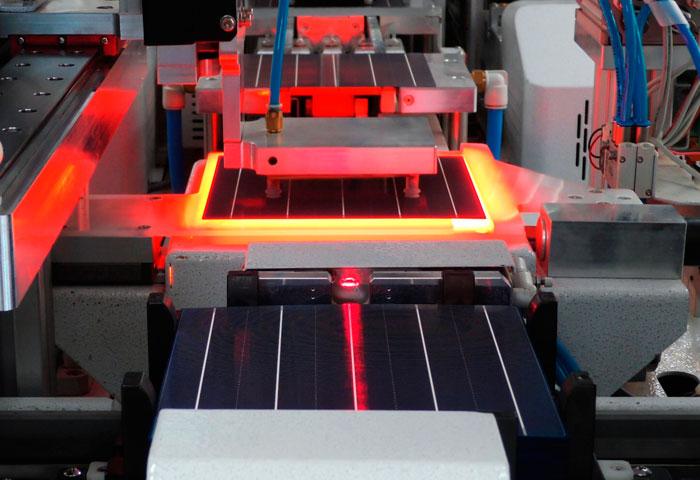 Peimar fabryka paneli fotowoltaicznych