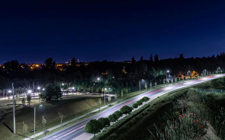 Lena wdraża światowe standardy oświetleniowe w swoim mieście