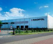 zakład produkcyjny Radpol w Człuchowie