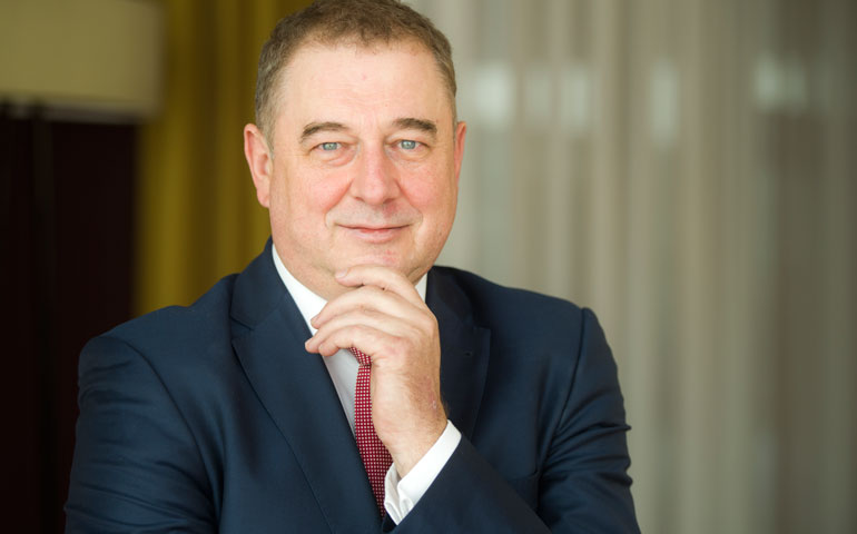 Ariusz Bober prezes Elektrotim