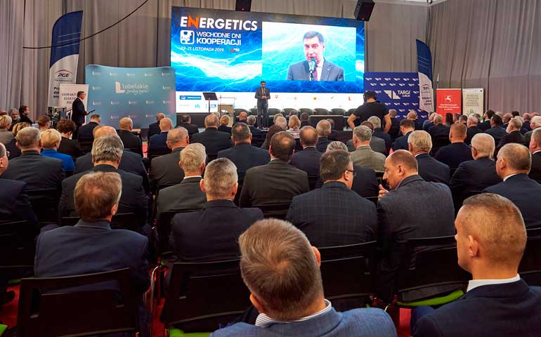 konferencja Energetics 2019