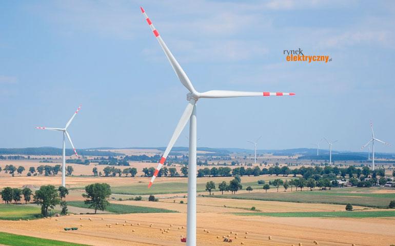 Największe farmy wiatrowe w Polsce