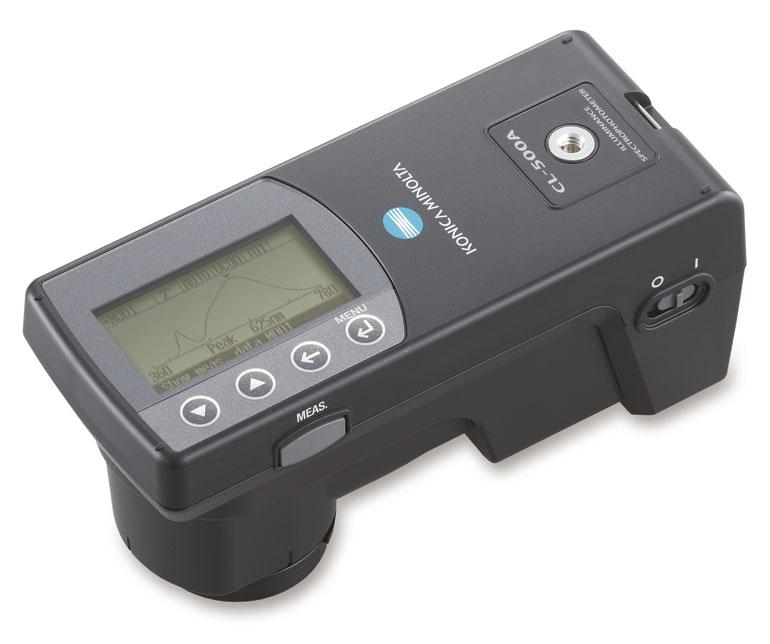 spektrofotometr Konica Minolta