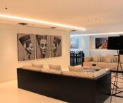 elastyczne moduły LED firmy Osram jako oświetlenie mieszkania
