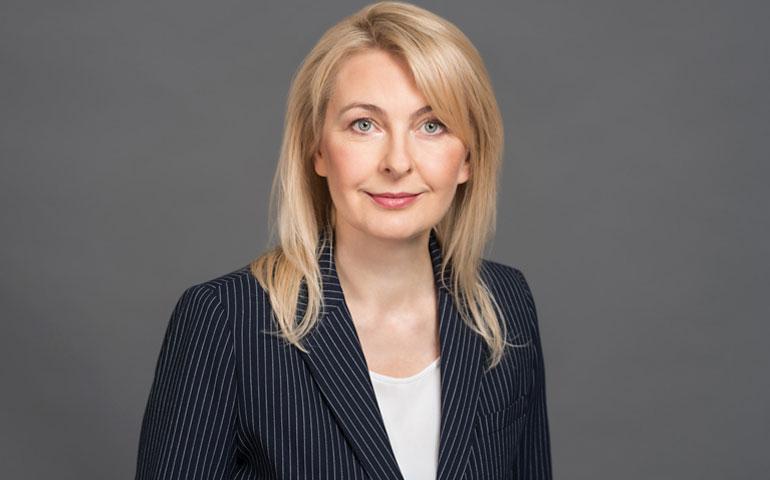 Barbara Adamska prezes PSME