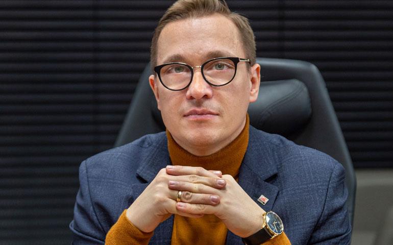 Michał Wypychewicz prezes zarządu ZPUE