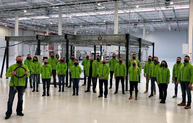 fabryka Phoenix Contact E-Mobility w Rzeszowie