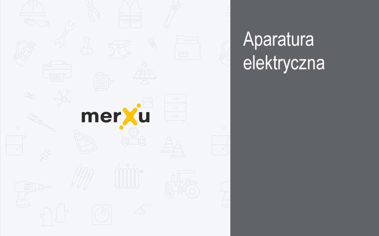 W jaką aparaturę elektryczną można się wyposażyć na platformie MerXu?