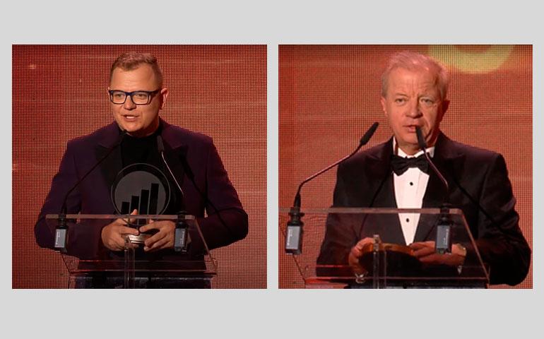 Dawid Zieliński i Krzysztof Folta laureaci konkursu EY Przedsiębiorca Roku 2020