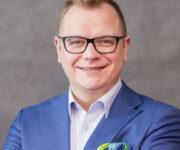 Dawid Zieliński prezes zarządu Columbus Energy SA