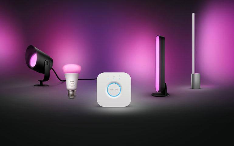 Produkty Philips Hue będą zgodne z nowym standardem łączności smart home