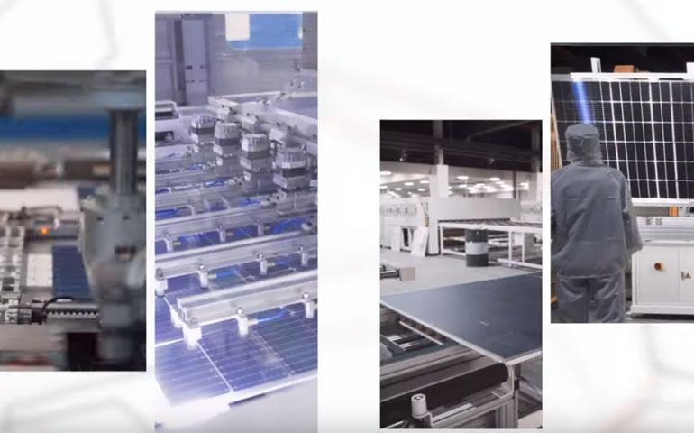 Edison Energia produkuje własne panele fotowoltaiczne