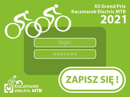 zapisz się na raj rowerowy Kaczmarek Electric