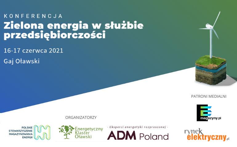 Zielona energia w służbie przedsiębiorczości