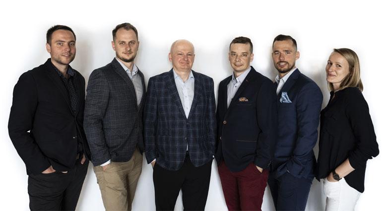 pracownicy firmy BEG w Polsce