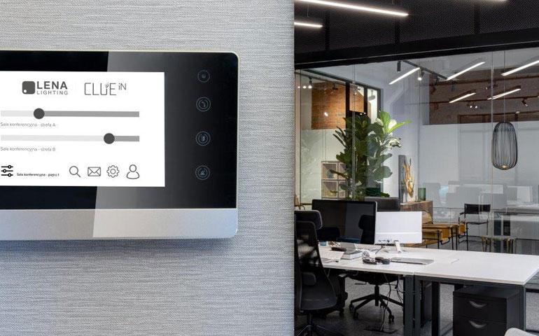 Światło dzienne w budynkach – nowy system w ofercie Leny