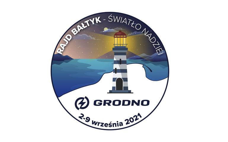 logo Raj Bałtyk 2021 Grodno