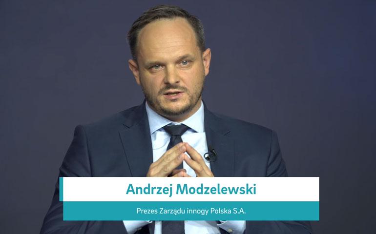 Andrzej Modzelewski prezes innogy