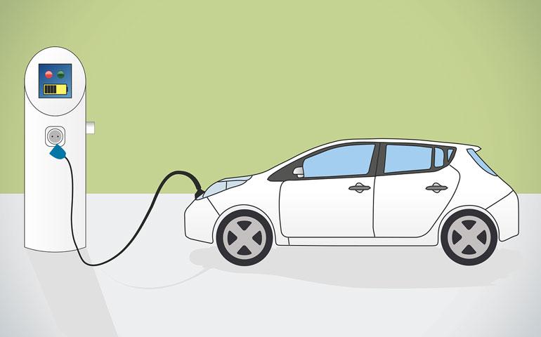 Producent kas fiskalnych poszerza ofertę o ładowarki do pojazdów elektrycznych